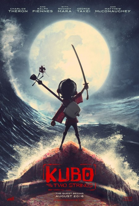 Kubo And The Two Strings Xxlg