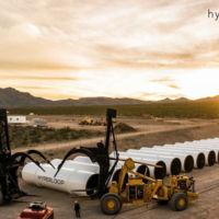 Hyperloop One llega al desierto: 80 millones de dólares para comenzar las pruebas del transporte del futuro