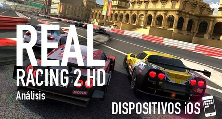 'Real Racing 2 HD' para iPad. Análisis