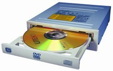 Grabadora DVD 20x de Lite-On