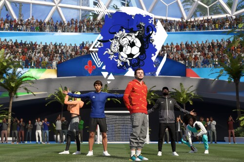 VOLTA Football no es el modo más rompedor de FIFA 21, pero se ha convertido en mi obsesión de cada día