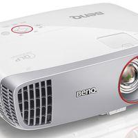 BenQ HT2150ST, el nuevo proyector de tiro corto de la marca para cine en casa