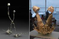 Las imaginativas cerámicas y esculturas de Johnson Tsang