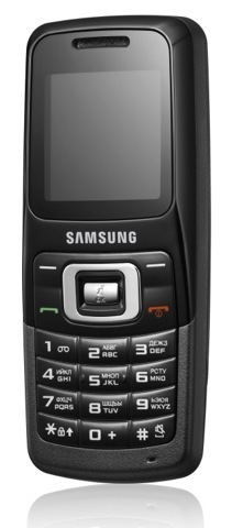 Samsung B130, máxima sencillez