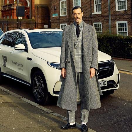El Mejor Street Style De La Semana London Fashion Week Mens Trendencias Hombre 08