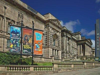 World Museum: cinco museos en uno en Liverpool