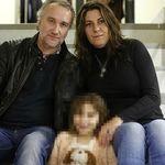 Caso Nadia: condenan al padre de la niña a cinco años de prisión por estafa, y tres y medio para la madre