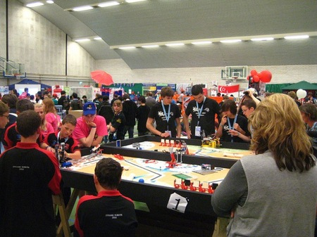 La Junior FIRST LEGO League es un desafío dirigido a los peques para promocionar el interés por la ciencia y la tecnología