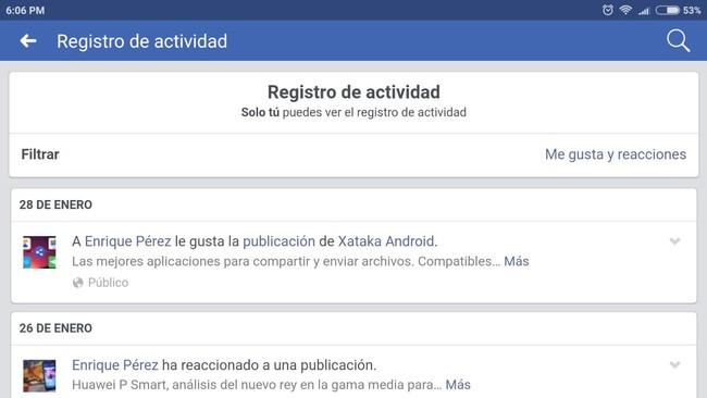 Facebook Privacidad 9