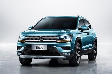 El Volkswagen Tharu es el Ateca de los alemanes y lo veremos en México