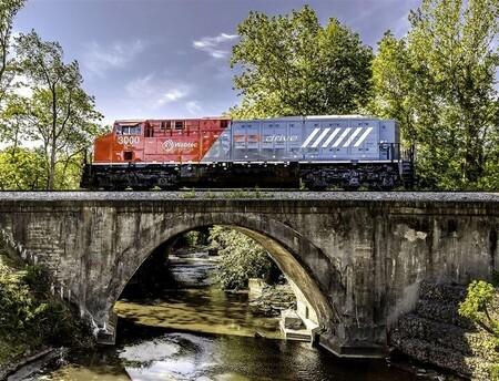 General Motors pondrá baterías a los trenes de hidrógeno que moverán el transporte pesado en EEUU
