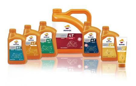 Gama Repsol lubricantes