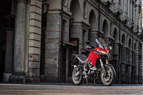 Mucho cuidado trail intermedias, la Ducati Multistrada 950 ha llegado