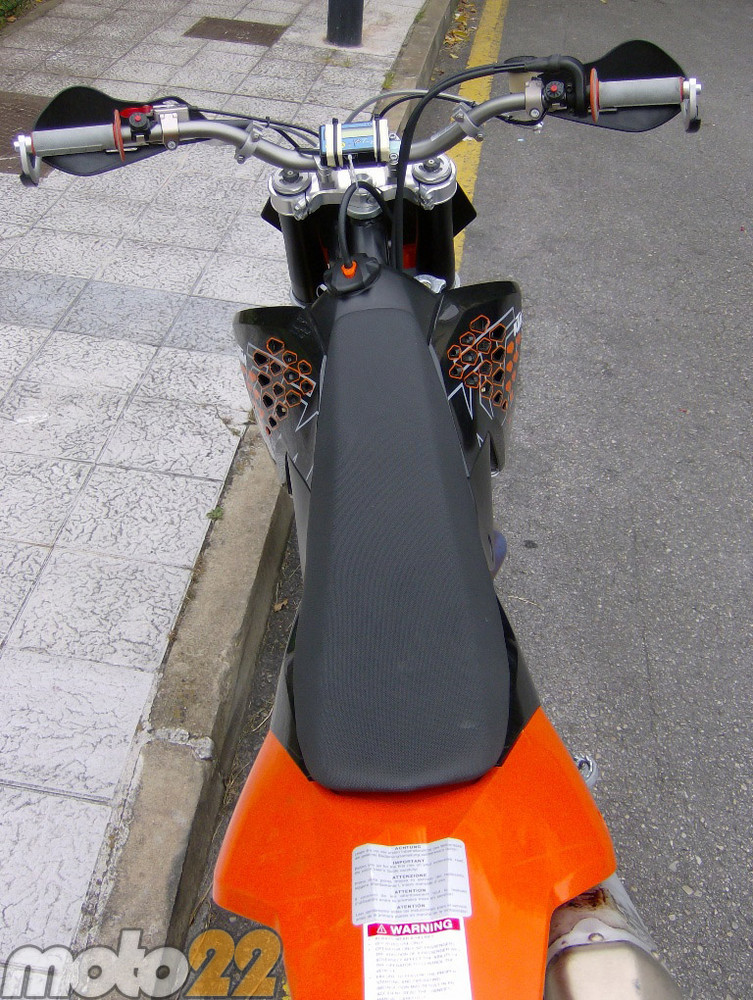 KTM 450smr 2008