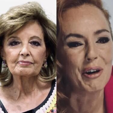 """María Teresa Campos rompe su silencio y saca la cara por Rocío Carrasco: """"Le pedí que, antes de morirme, se hiciera justicia"""""""