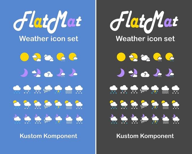 Flatmat