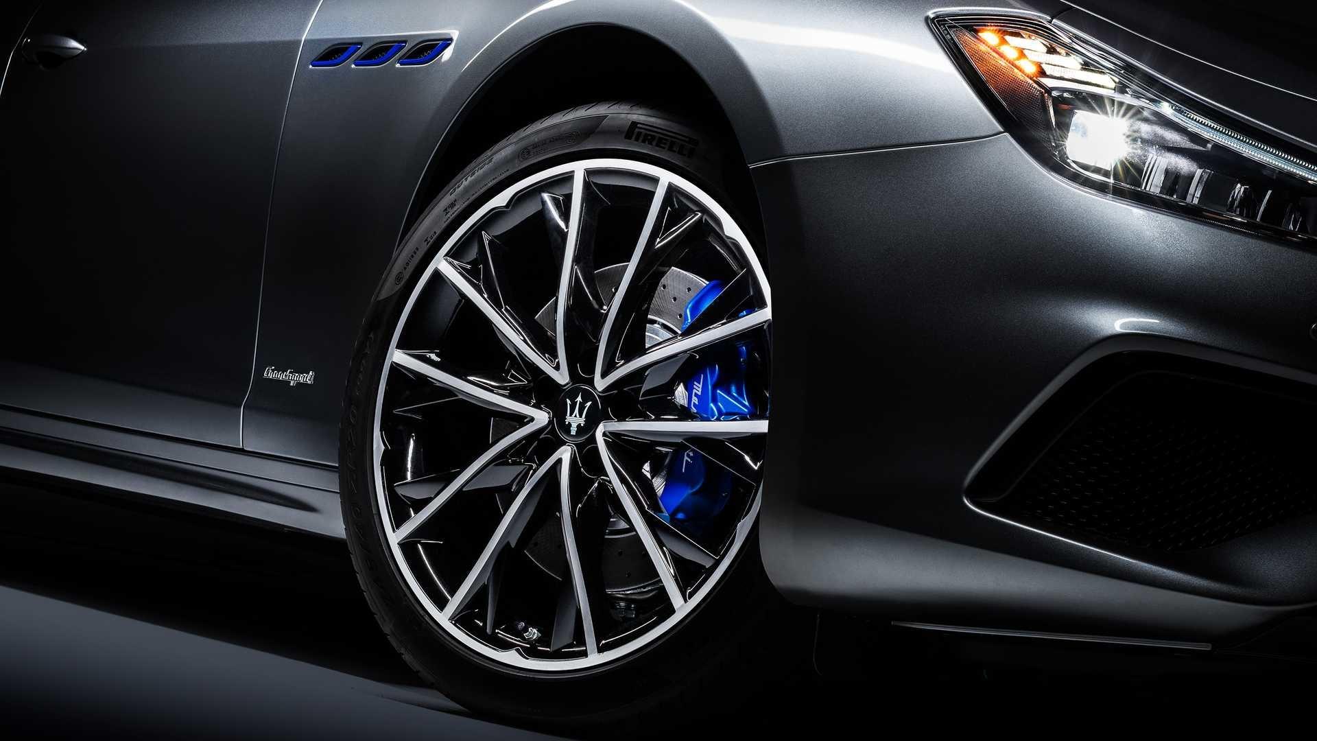Foto de Maserati Ghibli Hybrid 2020 (19/26)