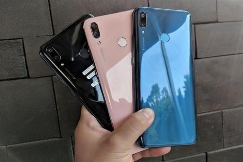 Huawei Y9 2019, lo hemos probado: más pantalla y cámaras más inteligentes para comenzar el año en México