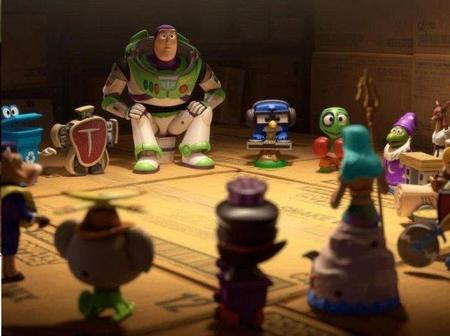 Imagen de Pequeño gran Buzz, el nuevo cortometraje con los personajes de Toy Story
