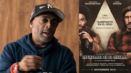 """""""No me considero un cineasta político, soy un contador de historias"""". Spike Lee"""
