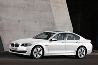 BMW 520d EfficientDynamics, 184 CV y 4,5 litros cada 100 km