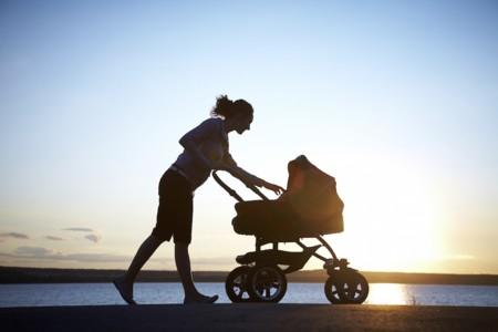 ¿A qué edad pasar al bebé del capazo a la silla de paseo?