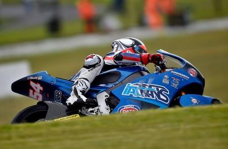 Mattia Pasini Moto2 Gp Australia 2016