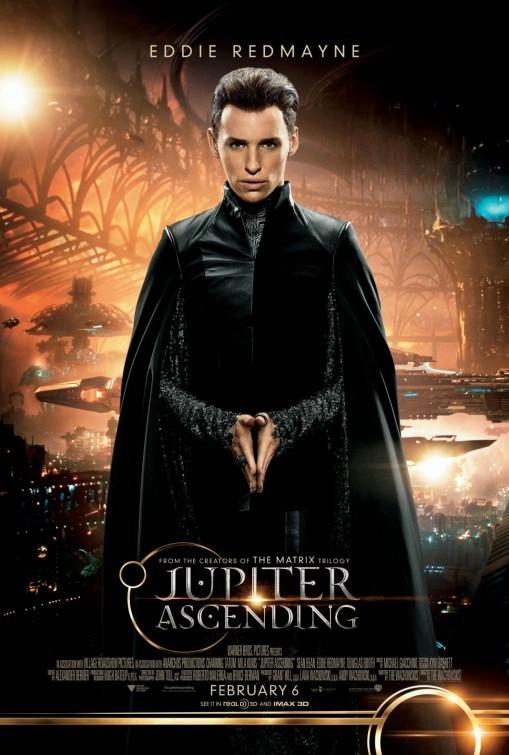 Foto de Carteles de 'El destino de Júpiter' (12/14)