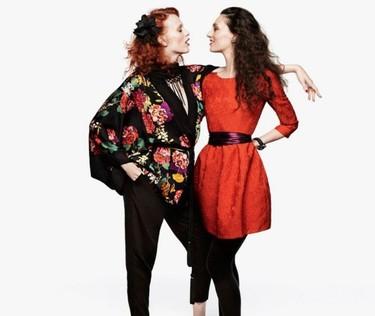 Catálogo de Navidad 2011 de H&M: las más guapas son también las más listas ¿por qué?