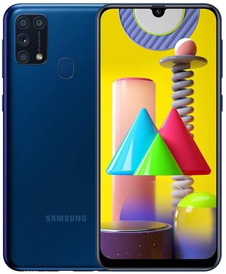 Samsung Galaxy M31 con descuento en México
