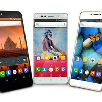 Los Intex Aqua Prime 3G, Shine 4G y S9 Pro llegan a España desde 85 euros y con 4 años de garantía