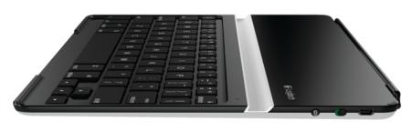 Logitech teclado más dock