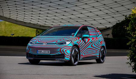 El eléctrico Volkswagen ID.3 llega a las 30.000 reservas a pocos días de su presentación en Frankfurt