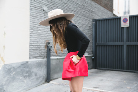 Con el ala bien ancha. La calle adora los sombreros