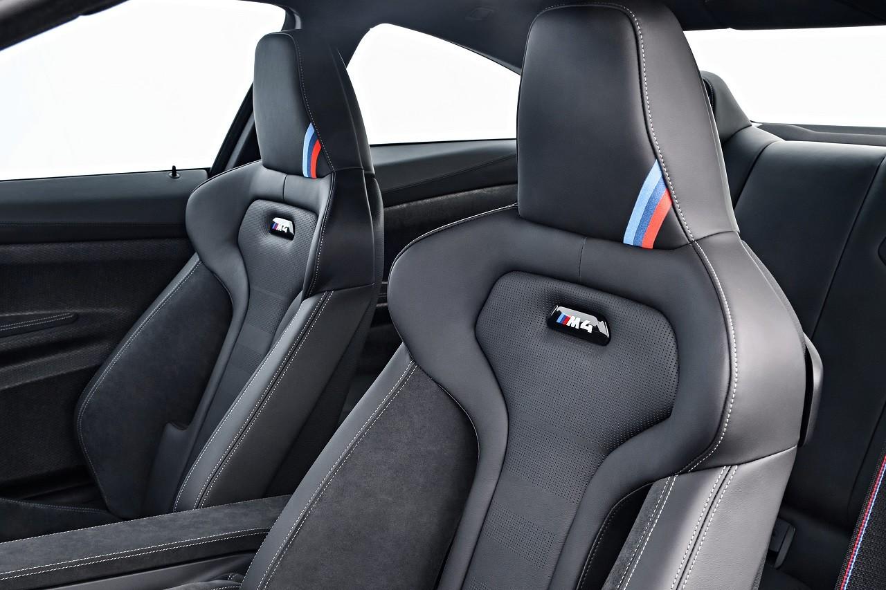 Foto de BMW M4 CS 2018 en México (4/10)