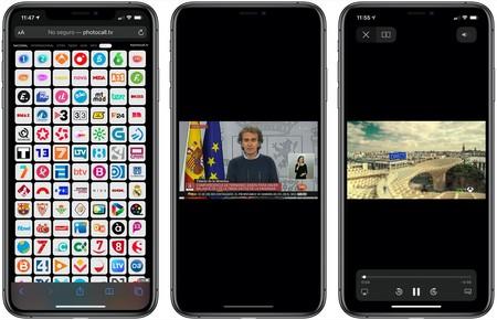 ver canales TDT en el iPhone