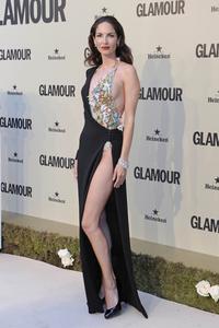 Las celebrities se dejan ver en la fiesta 10 aniversario de la revista Glamour