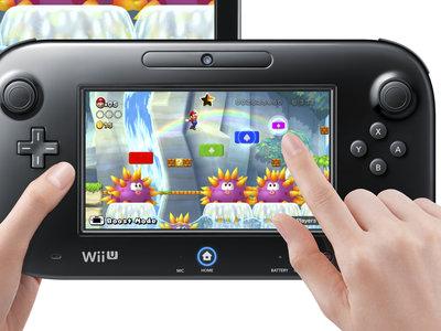Si tienes niños pequeños en casa y quieres regalarles una consola, que sea una Wii U