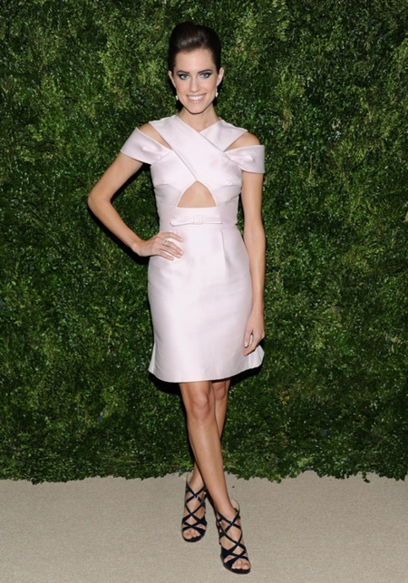allison williams cfda