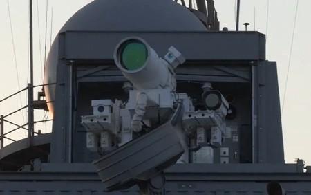 Las armas láser son una realidad, y la marina de los Estados Unidos las tiene