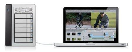 """Lacie arranca primero con Thunderbolt, """"exclusiva"""" de Apple un año"""