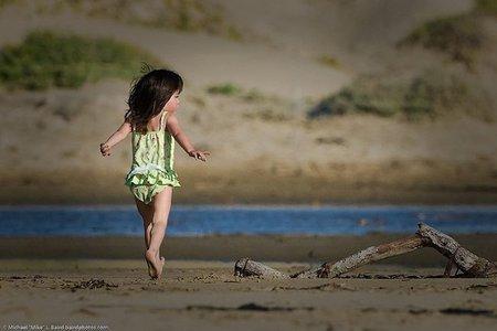 Juegos en la arena de la playa