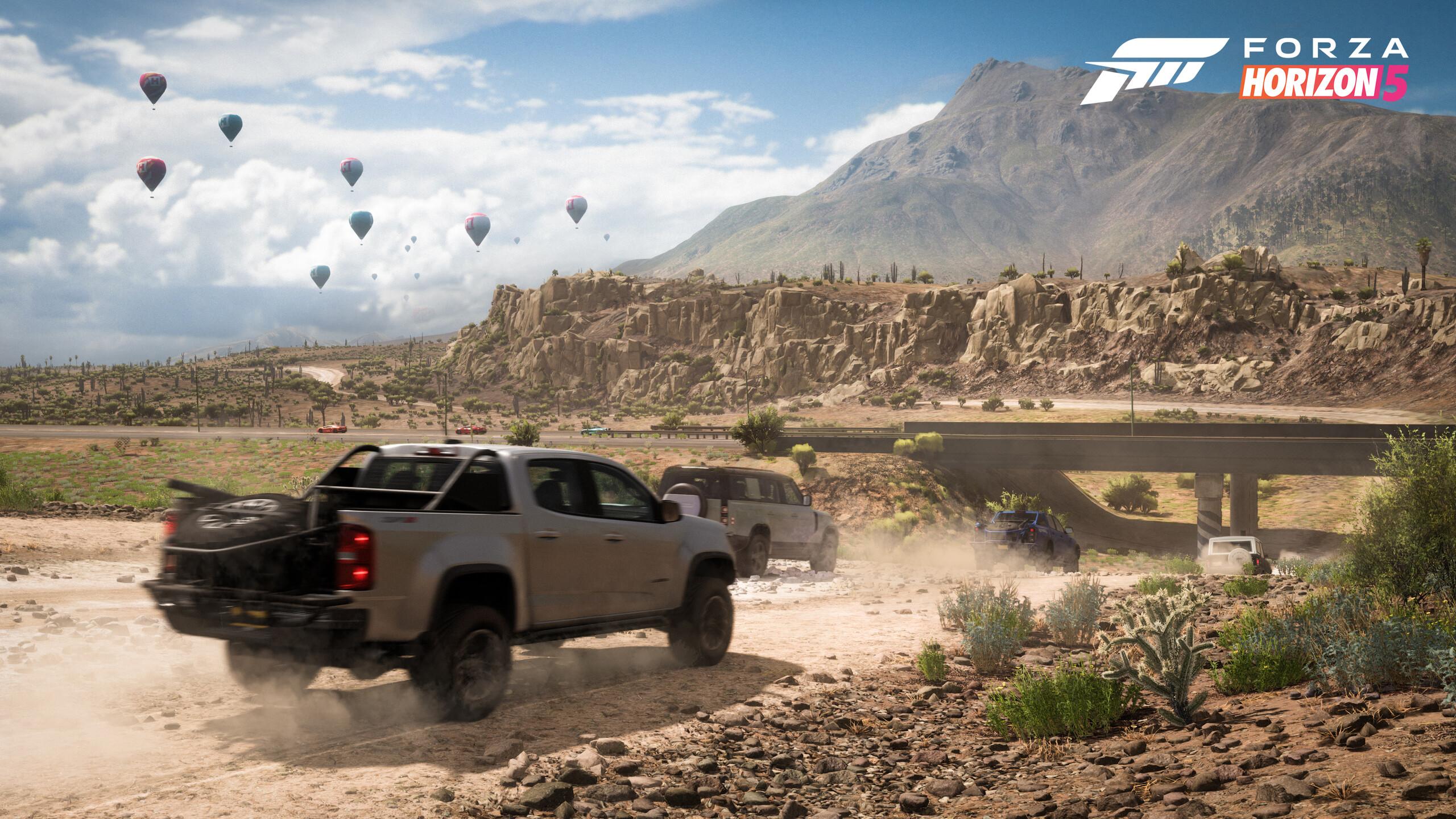 Foto de Forza Horizon 5: México (8/11)