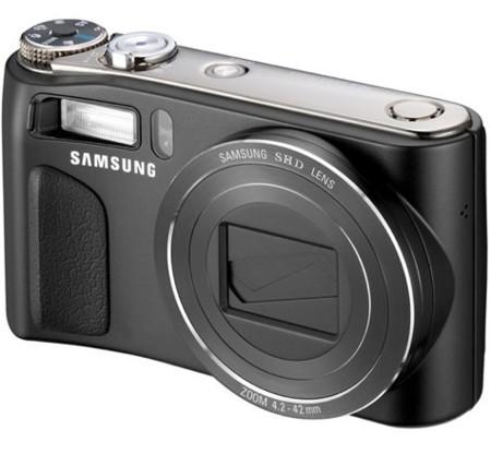 Samsung HZ1, con gran angular de 24 milímetros