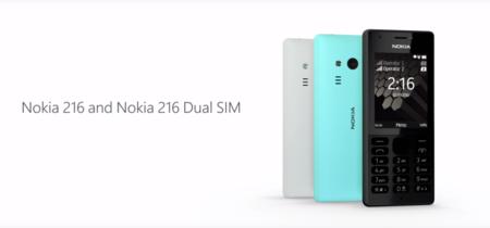 El nuevo teléfono de Nokia nos devuelve al año 2000