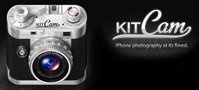 KitCam, una aplicación fotográfica para iOS con detalles interesantes