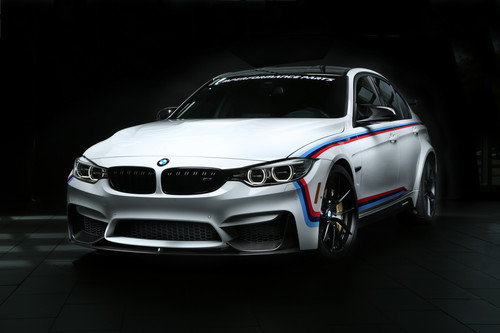 Estas son las espectaculares novedades mostradas por BMW M Performance Parts en el SEMA