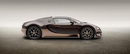 Bugatti Veyron Rembrandt Bugatti