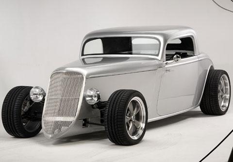 ford 39 33 kit car de factory five racing. Black Bedroom Furniture Sets. Home Design Ideas