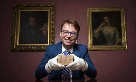 Esta tablilla de 3800 años esconde el sistema trigonométrico más antiguo del mundo